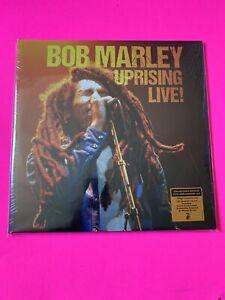 Bob Marley Uprsisng Live
