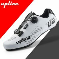 cycling shoes men road bike ultralight bicycle sneakers self-locking breathable