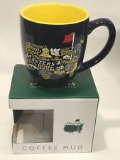 2018 Masters Golf Tournament Collector 1934 Coffee Cup Mug NAVY Sold Out!