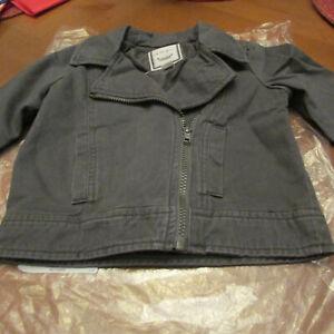 Gymboree Jacket,Size 4(xs),Gray,NWT