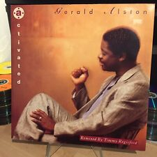 Gerald Alston – Activated - Motown – ZT 42682