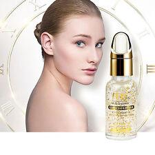 Skin Care 24k Pure Gold Foil Essence Hyaluronic Acid Liquid Cream Treatment