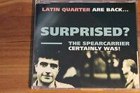 Latin Quarter - Surprised? (1997) (MCD) (SPV Recordings-CDS-055-44773)