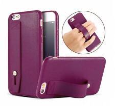 Handy Tasche Schutz hülle Case Back Cover Bumper für Samsung Galaxy S7 dunkelrot