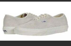 Vans Authentic Heiq Eco Dry Dupont Water Repellent Gray Shoes Mens Size: 12