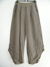 Women's High Other Casual Linen Trousers