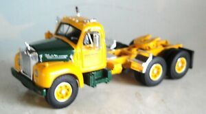 FIRST GEAR MACK B-61 DAY CAB TRUCK ONLY 60-0444 DCP