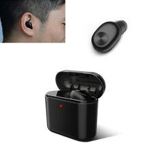 1Pcs Wireless Mini Bluetooth Stereo Earphone Headphones Earphones Sport Gym