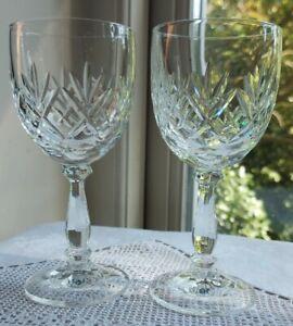 Royal Albert Victoria Pair of Wine Glasses