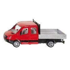 1:50 Siku Transporter Truck - Mercedes Benz Miniature Replica Toy Model Vehicle