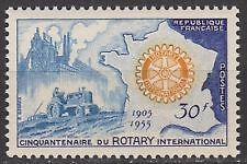 FRANCE TIMBRE NEUF N° 1009 ** ROTARY INTERNATIONAL