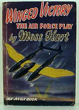 1944 AVON Paperback #58- Winged Victory- Air Force Play