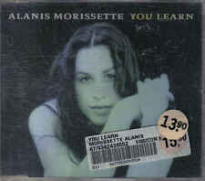 Alanis Morissette-you Learn cd maxi single