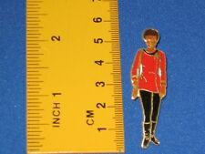 Star Trek Lieutenant Nyota Uhura Pin Badge STPIN307