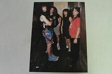 DBC DEAD BRAIN CELLS Full Page Pinup magazine clipping rare group shot THRASH