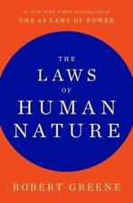 The Laws of Human Nature by Robert Greene 9781781259191 | Brand New