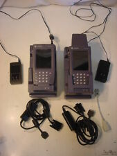 (2) Cassiopeia Casio Pocket Pc It-700M30E It-700M30Rc w/ Barcode Scannner
