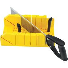 Stanley Miter Box W/Saw