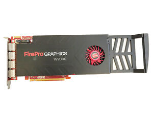 Video Graphics Card For HP AMD Firepro W6170m 2GB GDDR5 786689-001 Tested OK