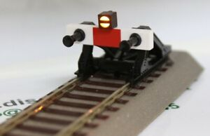 61110-RI Roco Ho Track Straight With Bounce Enlightened Mounted