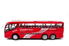 1:48 Ultimate Passenger Tourist Vacation Electric RC Bus RTR Red TPB10A
