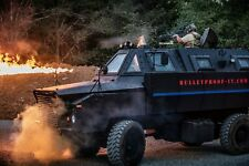 Fully Armored Blackwater  Doomsday Grizzly  Bug Out Vehicle or highwater Rescue