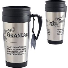 Ultimate Gift For Man 8839 Grandad Travel Mug