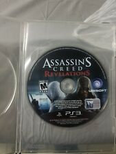 Assassins Creed Revelations Signature Edition For PlayStation 3 PS3 With Case