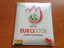 ALBUM FIGURINE PANINI UEFA EURO 2008 EDIZIONE SPAGNA SIGILLATO SEALED