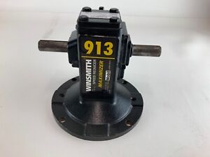 NEW WINSMITH 913 MAXIMIZER SE 913MWNS062X0AB 1750 RPM 170T 5.00 SPEED REDUCER
