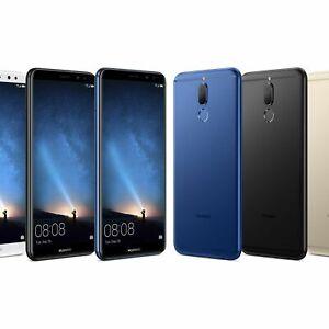 New Huawei Mate 10 Lite 4G LTE GPS Unlocked 64GB Dual Sim Smartphone - 4GB RAM