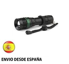 LINTERNA LED POWER STYLE 800 Lm TACTICA POLICIA BATERIA INCLUIDA