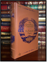 The United States Constitution 📜 & Federalist Papers 📜 New Deluxe Hardback