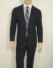 $999 Brooks Brothers Brooks Cool Suit in Navy Jacket 38R Pants W32xL32