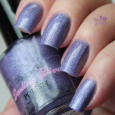 DARLING DIVA Indie nail polish lacquer TWINKLE TWINKLE LITTLE STAR ~ Holographic