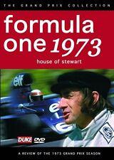 Formula One Review 1973 (New DVD) F1 Grand Prix Season Stewart Fittipaldi