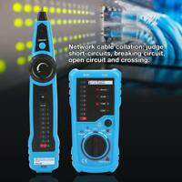 BSIDE FWT11 RJ11 RJ45 Kabel Detektor Kabelfinder Leitungssucher Metallsuchgerät