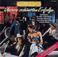 TRUCK STOP : UNSERE SCHÖNSTEN ERFOLGE / CD (SPECTRUM MUSIC 517 628-2)