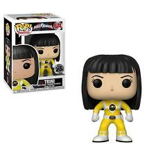 Funko Pop Television: Power Rangers Yellow Ranger TRINI 674 32809 In stock