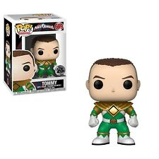 Funko - Pop TV: Power Rangers S7 - Green Ranger (no helmet)