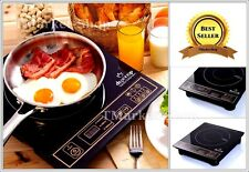Portable Induction Cooktop Countertop Single Burner Stove Electric Cooker 1800-W