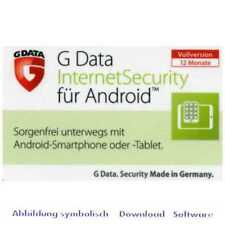G DATA Mobile Internet Security 1-Gerät / 1-Jahr DEUTSCH / GDATA / Android / KEY