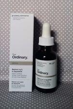 The Ordinary - Retinol 0.5% in Squalane. 1 fl oz, new!