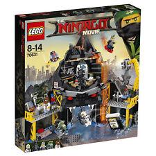 LEGO NINJAGO Garmadons Vulkanversteck (70631)