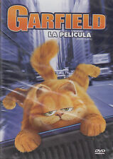DVD - Garfield La Pelicula NEW Garfield The Movie FAST SHIPPING !