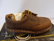 New Vtg Dr Doc Martens Oxford Leather Shoes Gaucho 9496 UK 1 US Youth 2 Ladies 3