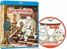 Gingitsune . The Complete Series Collection . Anime . Blu-ray . NEU . OVP