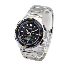 -Casio AQS800WD-1E Analog Digital Tough Solar Watch Brand New & 100% Authentic