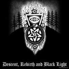 Hexenwald - Descent,Rebirth and Black Ligth CD,Judas Iscariot US BLACK METAL