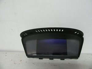GENUINE BMW 5-SERIES E60 E61 2003-2008 ALPINE MULTIFUNCTION DISPLAY 65829179808